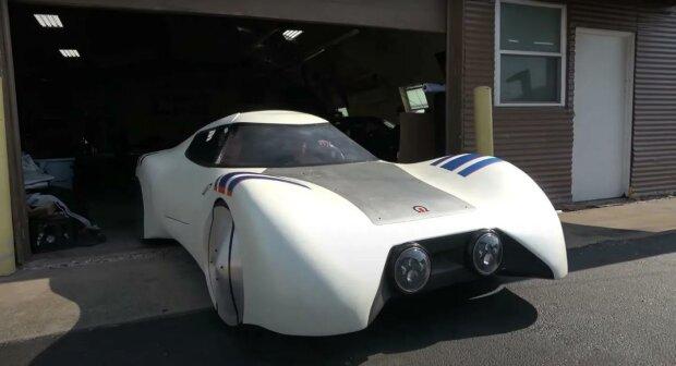 Omega Car, скриншот видео