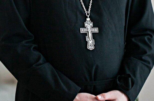 Священник, фото: Politeka