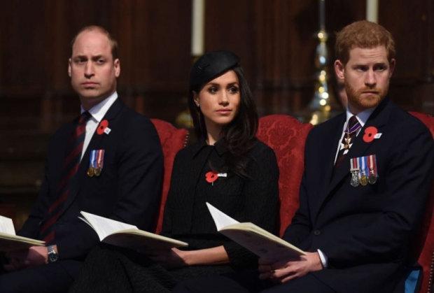 Принц Гаррі посварився з Вільямом через Меган Маркл: які слова він ніколи не пробачить брату