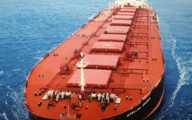 В Атлантическом океане исчез южнокорейский корабль