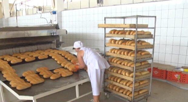 Хліб, кадр з відео