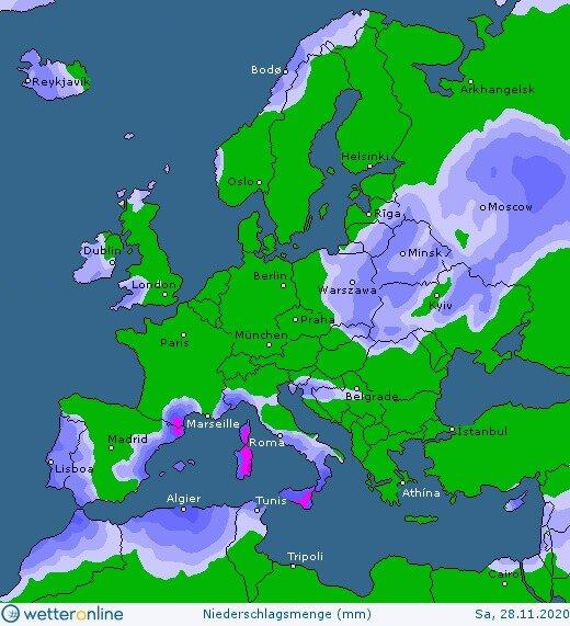 Погода на 28-29 ноября, фото Facebook