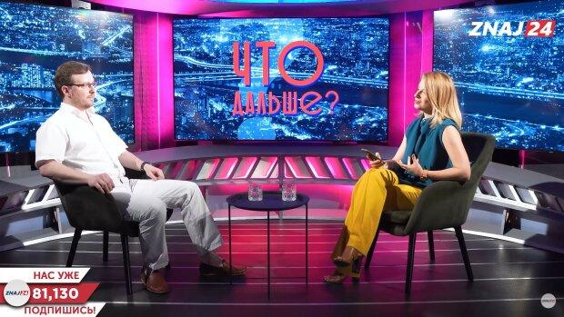 Толкачов заявив, що Донбасу вигідно повернутися до України