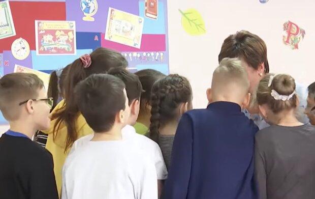 Школа, кадр з відео