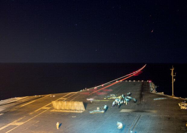 Авианосец США // gettyimages
