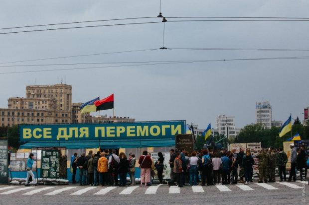 НП в Харкові: невідомі влаштували пожежу, але припустилися помилки