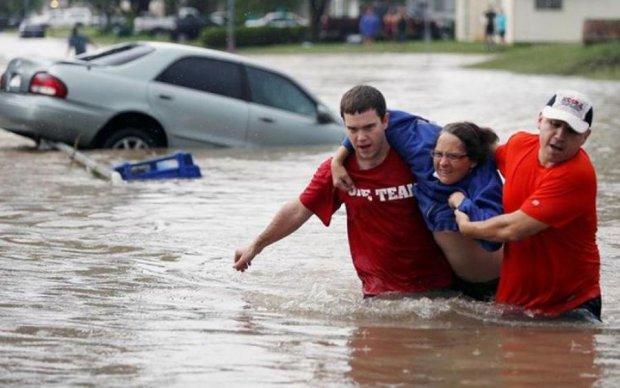 Вслед за ураганом: природа приготовила американцам новые испытания