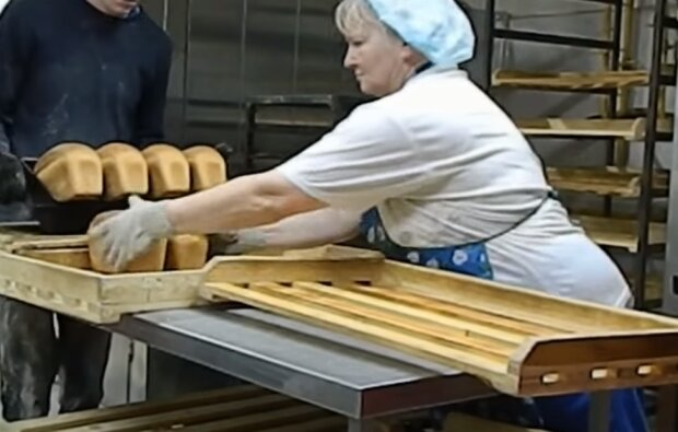 Скрин, видео YouTube Хлеб
