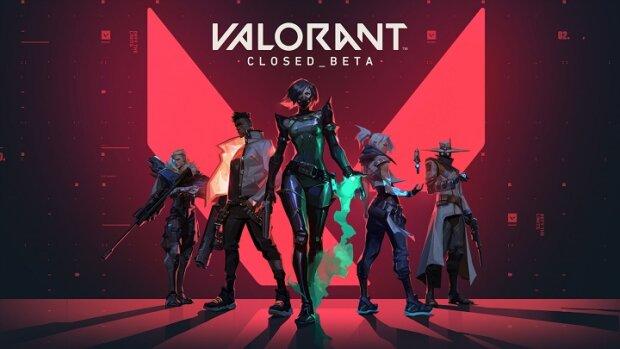 Valorant, официальный постер для бета-тестирования