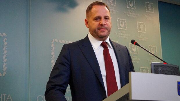 Андрій Єрмак - фото Знай.ua