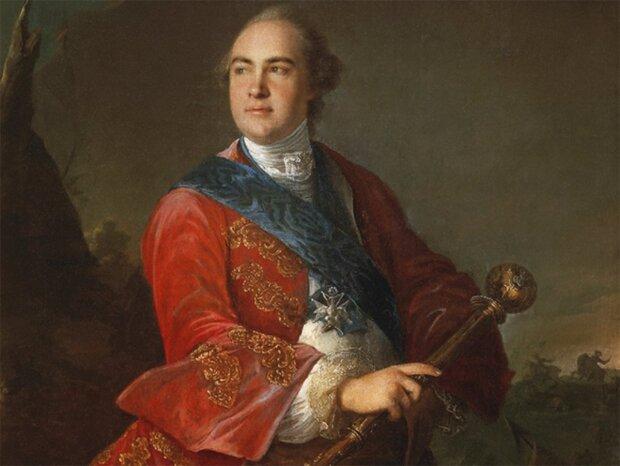 Кирило Розумовський, фото вікіпедія