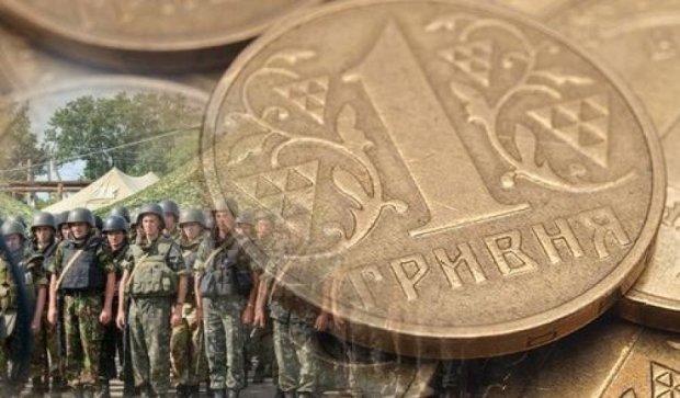 Українці заплатили за війну 14 млрд грн