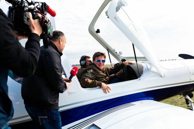 Рекордный полет: Дмитрий Комаров ко Дню Независимости подготовил украинцам особый подарок, раскроет изнанку родной страны