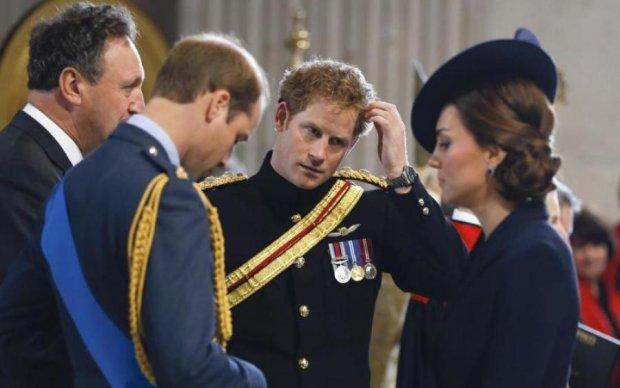 Наследник британской короны шокировал родню