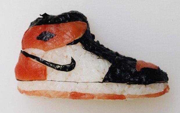 Художник створив смачні кросівки Nike