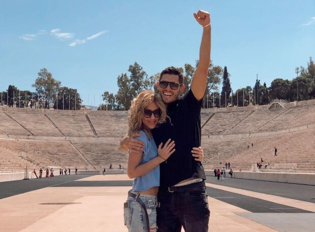 Никита Добрынин и Даша Квиткова, РБК-Украина
