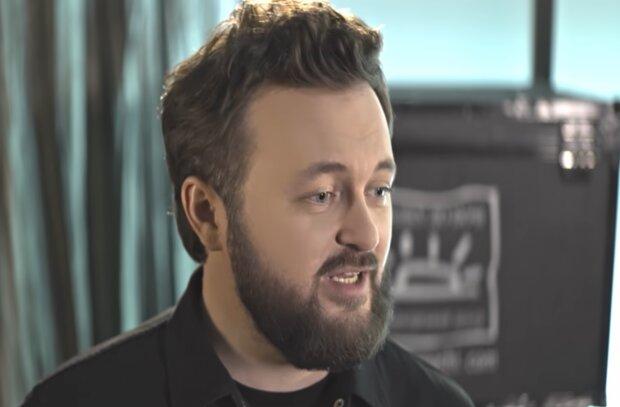 Михаил Хома, кадр из видео