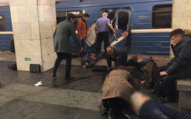 В Питерском метро взорвался вагон, есть жертвы