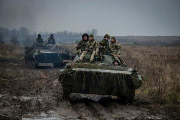 Пехотинцы ВСУ, фото - Facebook
