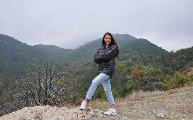 Володарка вершин: українська красуня, перед якою схиляються навіть гори