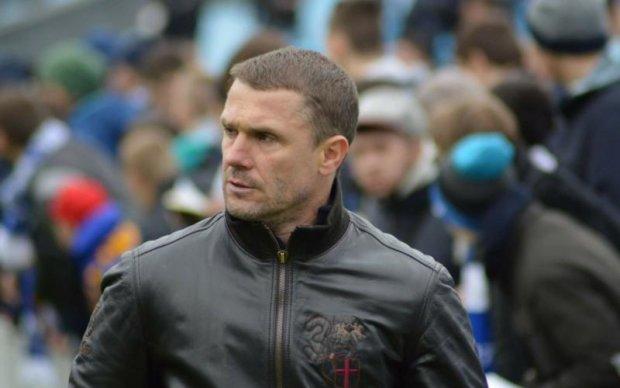 Экс-игрок сборной Украины расстроился из-за того, что Ребров уехал в Азию
