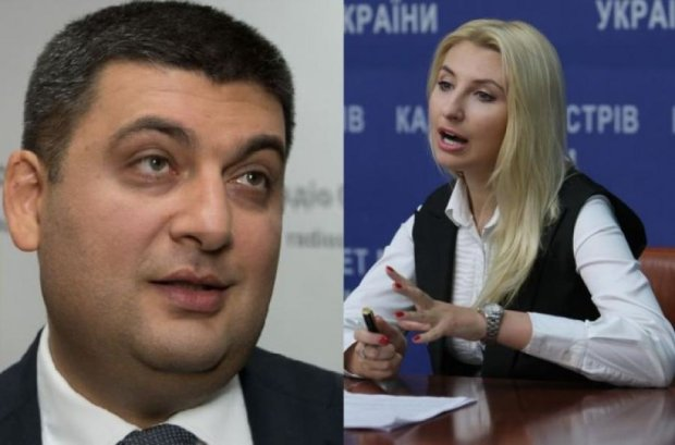 Заступник міністра юстиції Севостьянова створила під дахом Гройсмана корупційну монополію