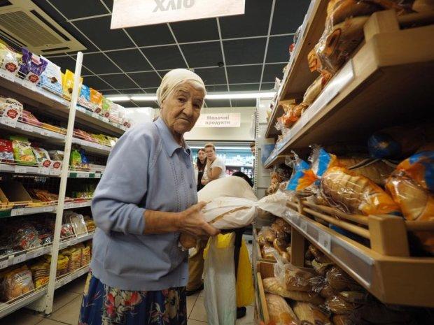 В Днепре новые цены на продукты заставят украинцев сидеть на водной диете