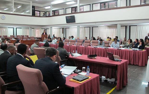 Парламент Суринама, United Nations Suriname