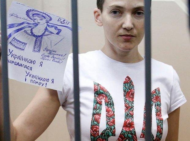 Сестра Савченко пропонує себе в заручники