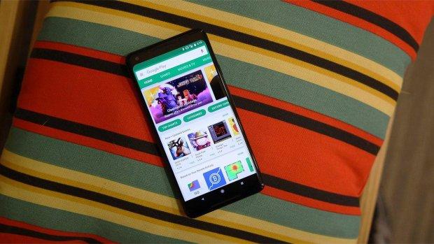 Google Play внезапно обновился, но не для всех