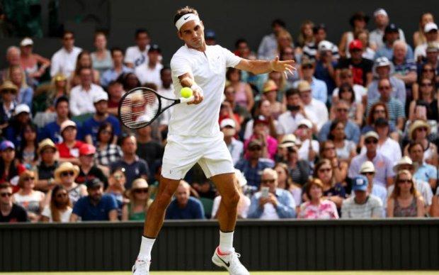 Федерер знявся в неймовірній рекламі американського бренду