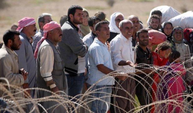 ООН прогнозирует миллион беженцев из Сирии до конца года