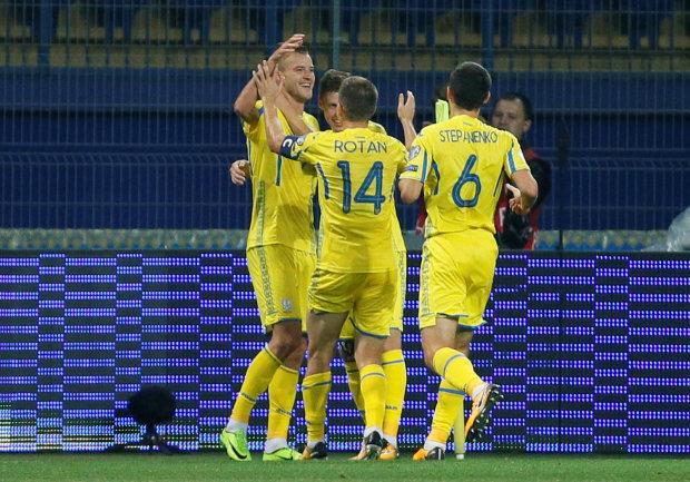 Збірна України перед матчем з італійцями втратила лідера