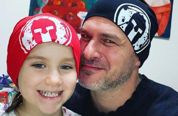 Арсена Мизоян с дочерью: Instagram arsen_mirzoian