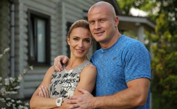 В'ячеслав Узєлков і Марина Боржемська. Фото: TV.UA