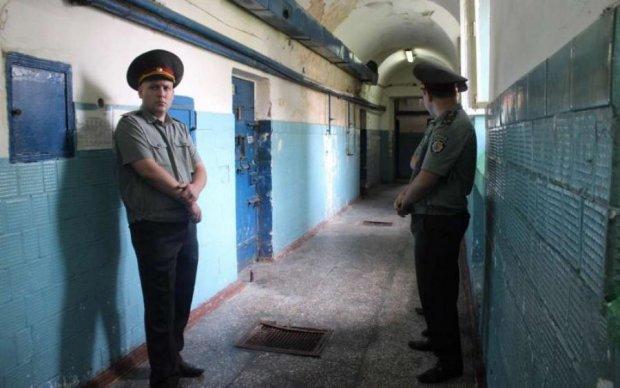 ГПУ показала видео пыток в одесском СИЗО