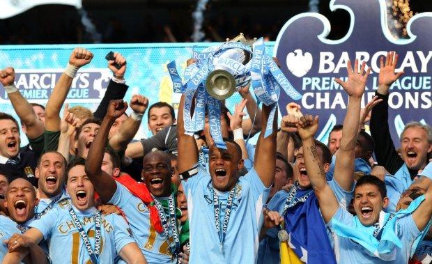 Ман Сити стал чемпионом Англии: Зинченко вписал свое имя в историю