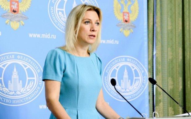 """Антироссийские санкции: Захарова выдала тираду о """"сирийском гнезде"""""""