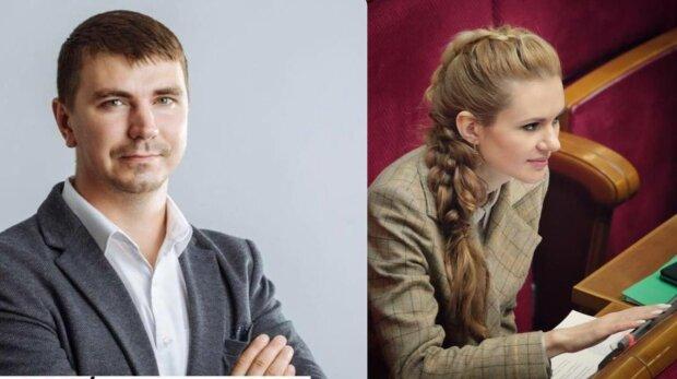 Анна Скороход и Антон Поляков, фото: Знай.ua