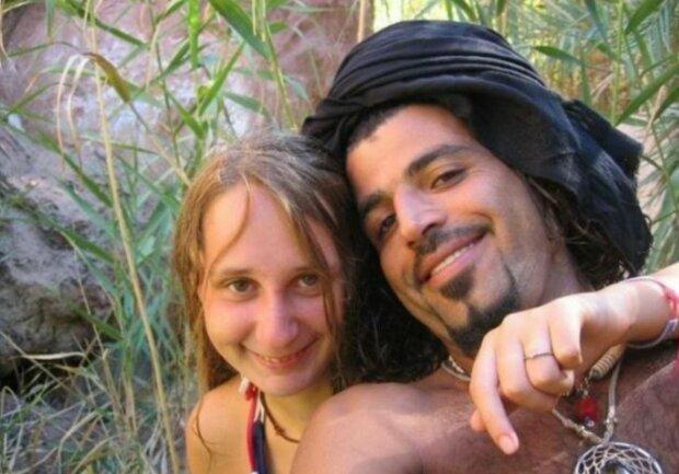 Таня и ее бедуин Абу, фото: соцсети