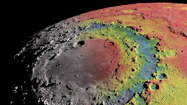 На Луне обнаружили древнюю аномалию огромнейших размеров: невероятный вид поймали камеры