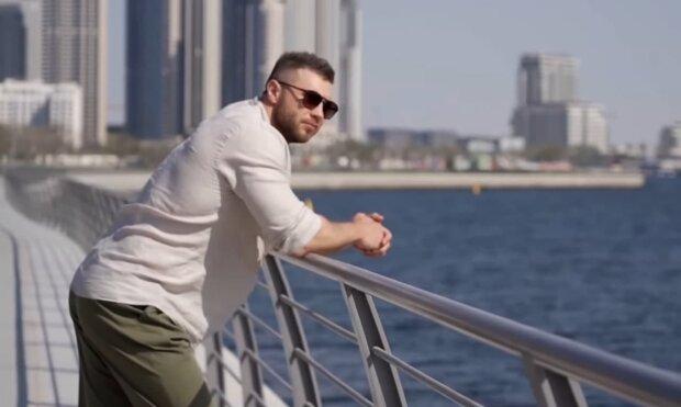 Михаил Заливако, Холостяк, скриншот с видео