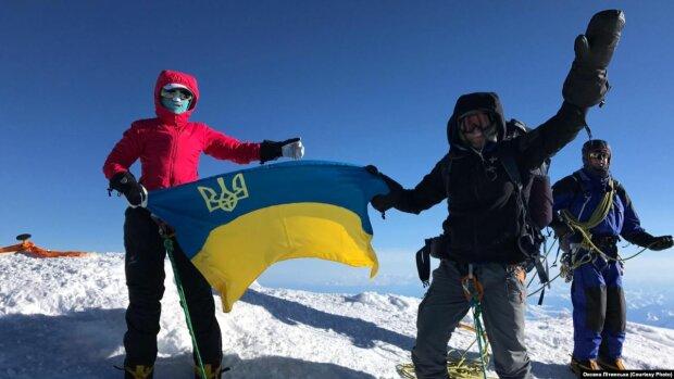 Харків'янин підкорив найвищий вулкан світу, фото: Радіо Свобода