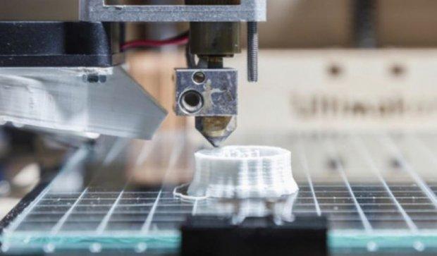 3D-принтер використовуватимуть для створення ліків