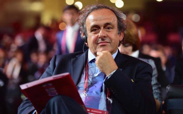 Екс-президент УЄФА програв суд щодо своєї дискваліфікації