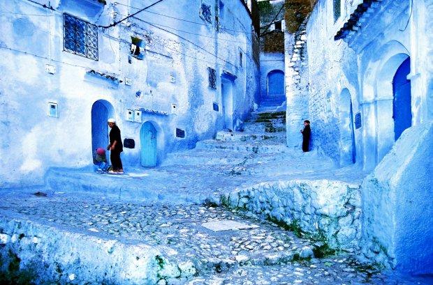 Марокко, ти просто космос: найсиніше місто в світі, яке повинен відвідати кожен