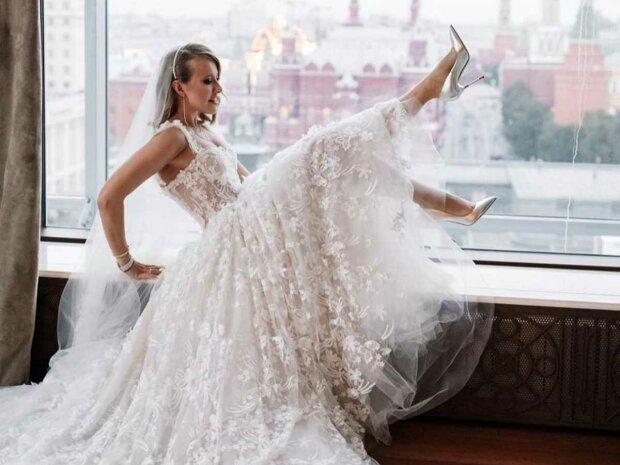весілля Ксенії Собчак