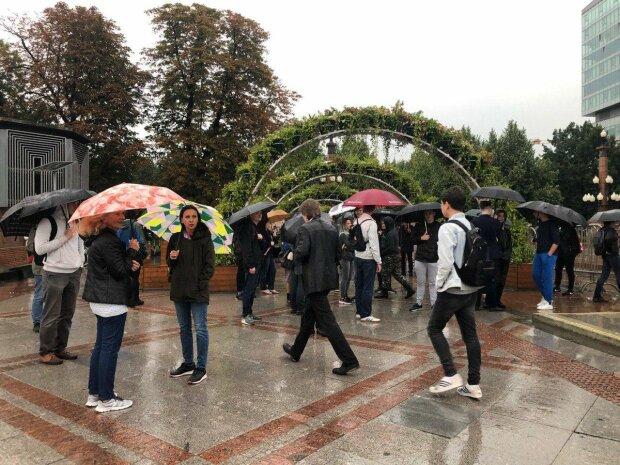 Франківчани, готуйте гондоли: мокра стихія атакує місто 4 листопада