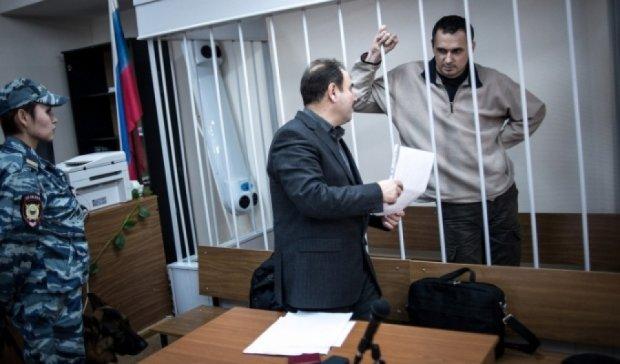 Конституційний суд РФ відхилив скаргу Сенцова