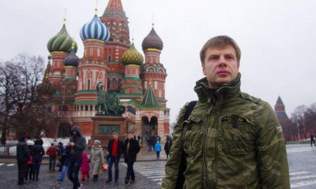 У Москві нардепу Гончаренку «шиють» події в Одесі